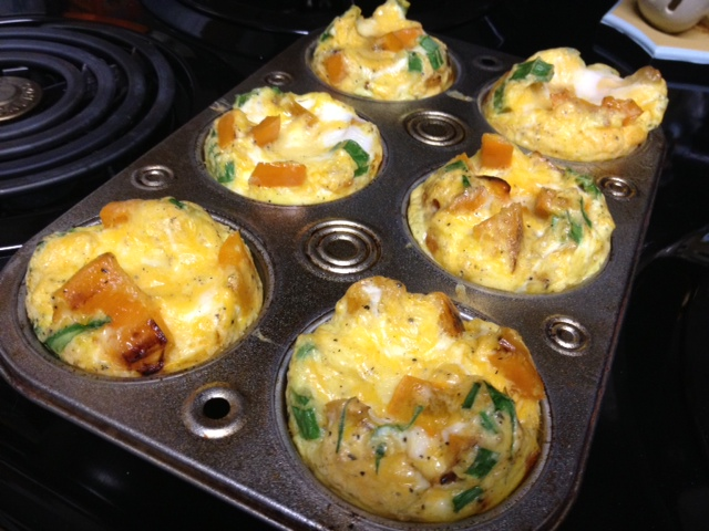 make ahead egg muffins - these egg muffin cups make weekday mornings easy!