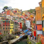 Food Travel Postcard: Cinque Terre, Italy