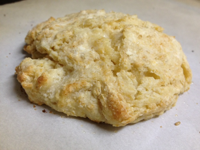 easy single person scone recipe in food processor