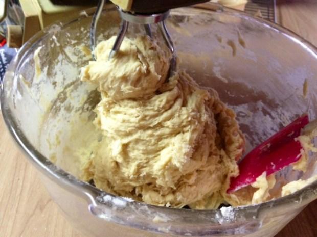 buttermilk rolls dough