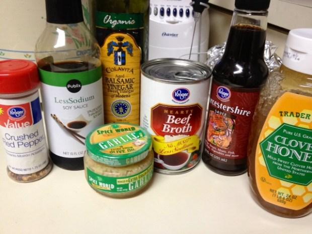 balsamic beef ingredients