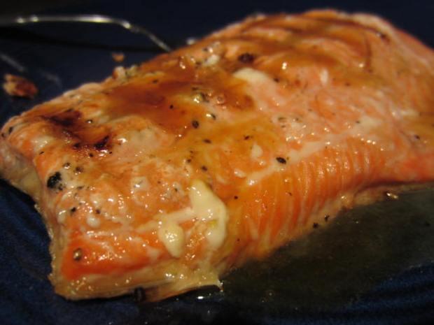 Maple Citrus Salmon