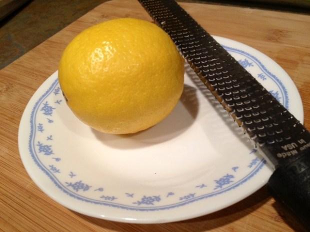grilled zucchini with lemon salt lemon