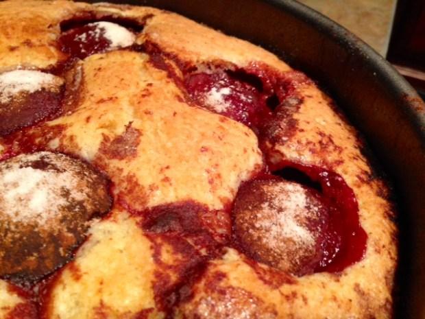 Plum Torte closeup2