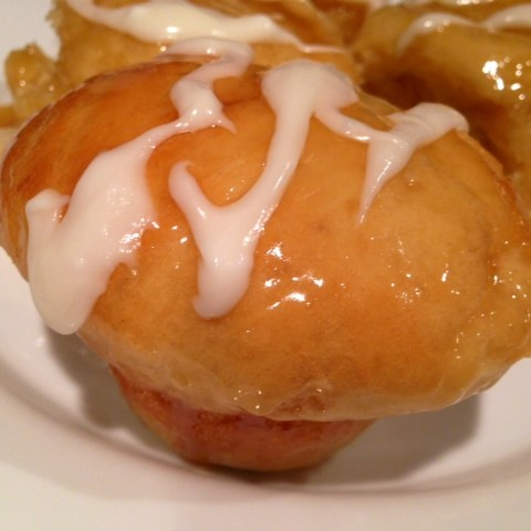 November Cakes a.k.a. Gooey Delicious Orange Buns
