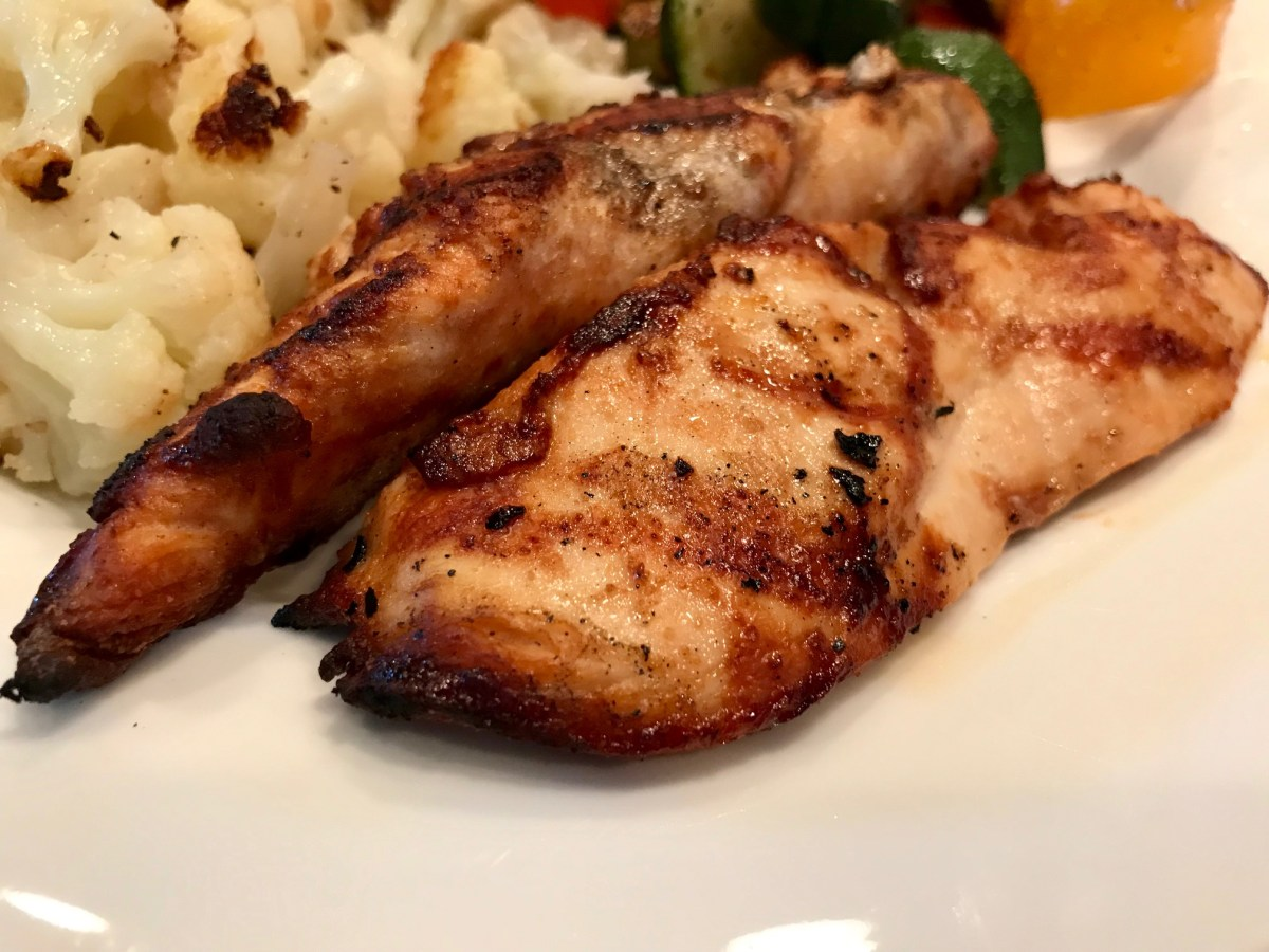 Dynamite Grilled Chicken