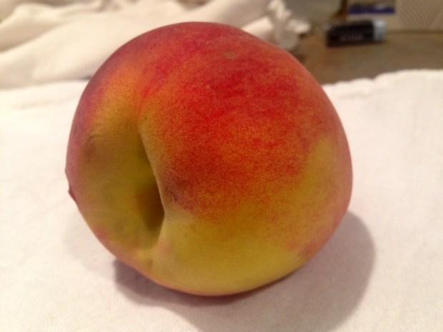 honey roasted peaches peach whole