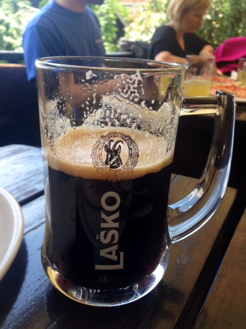 slovenia lasko beer