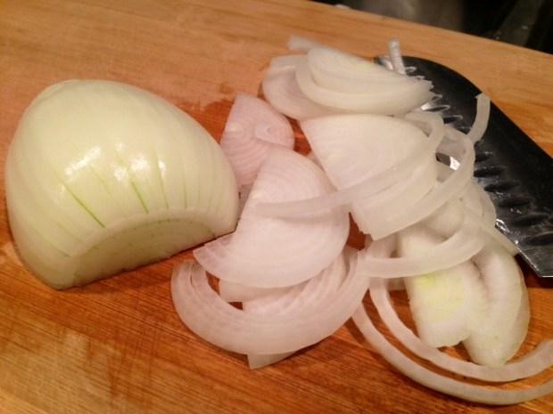 traditional spanish tortilla onion