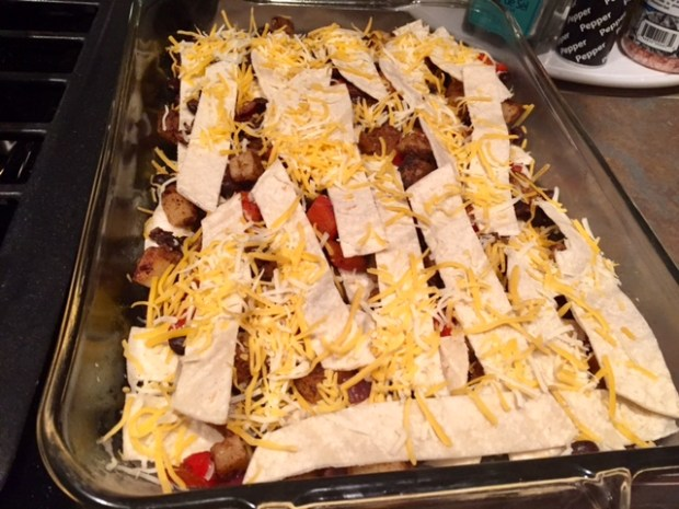 tex-mex-breakfast-casserole-assembled