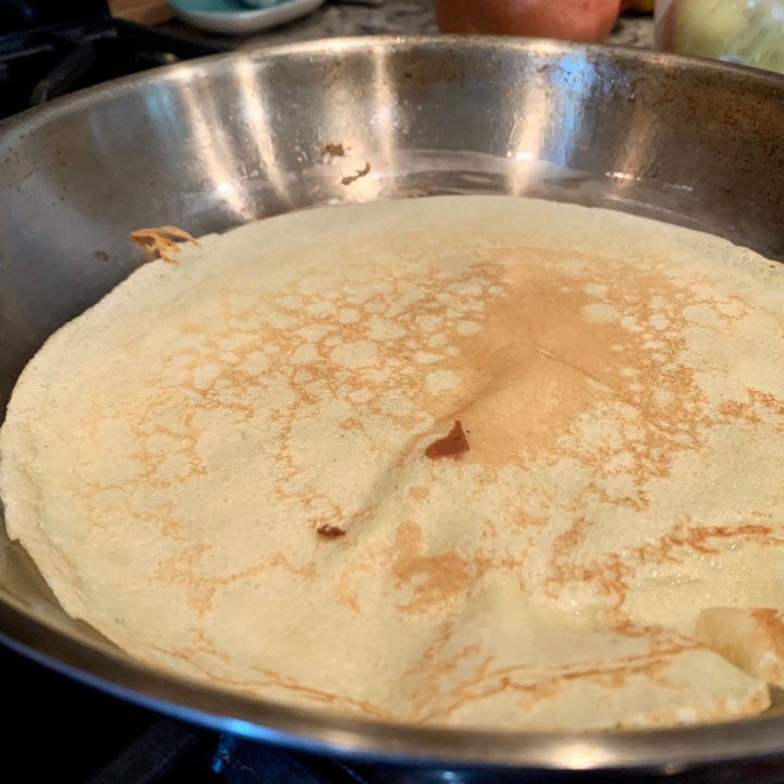 Simple & Easy Crepes Recipe