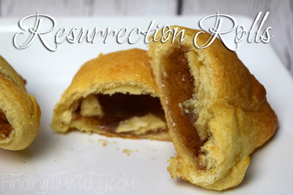 Easter Resurrection Rolls Recipe