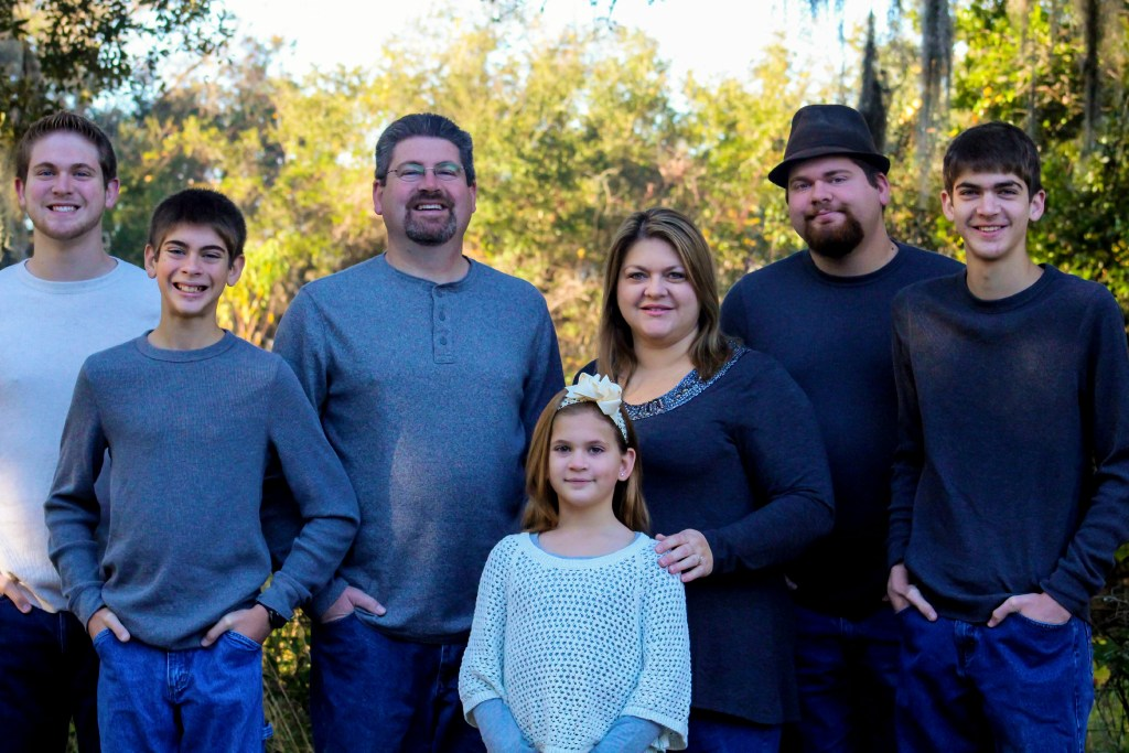 Kreppein Family
