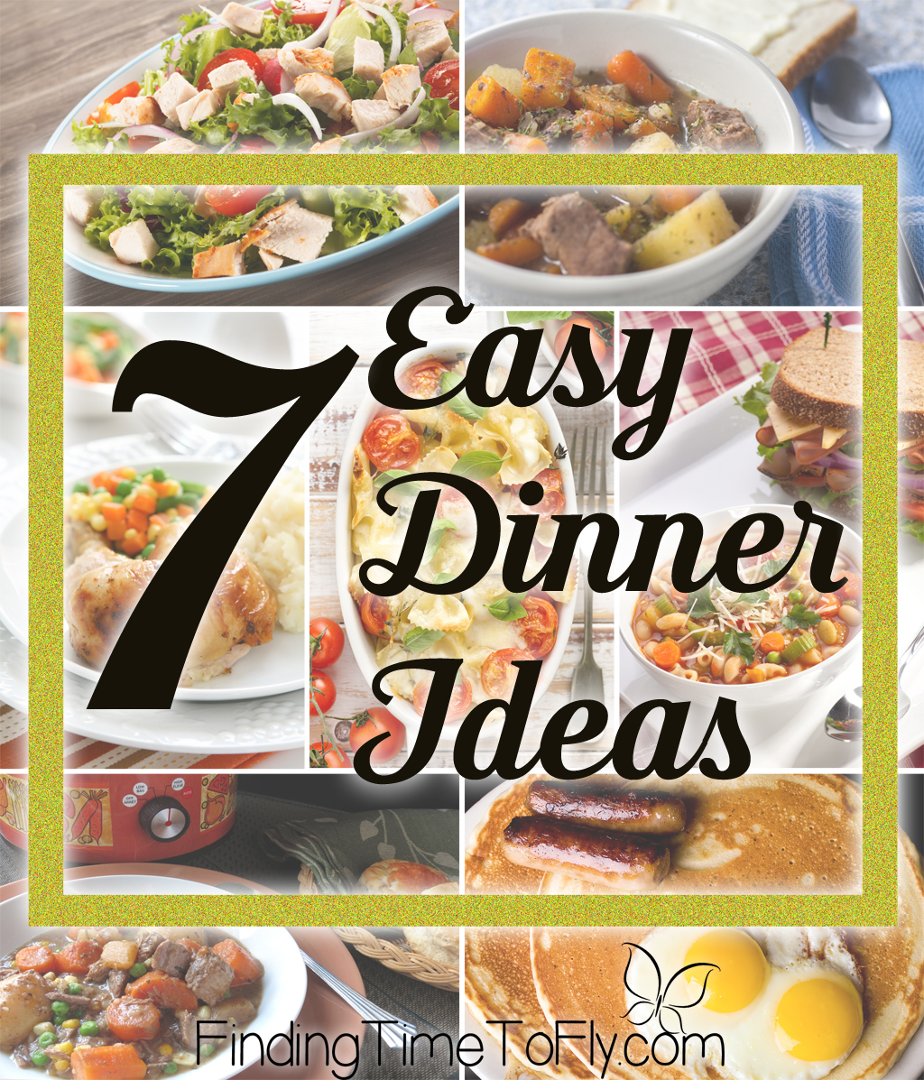 Easy Dinner Ideas