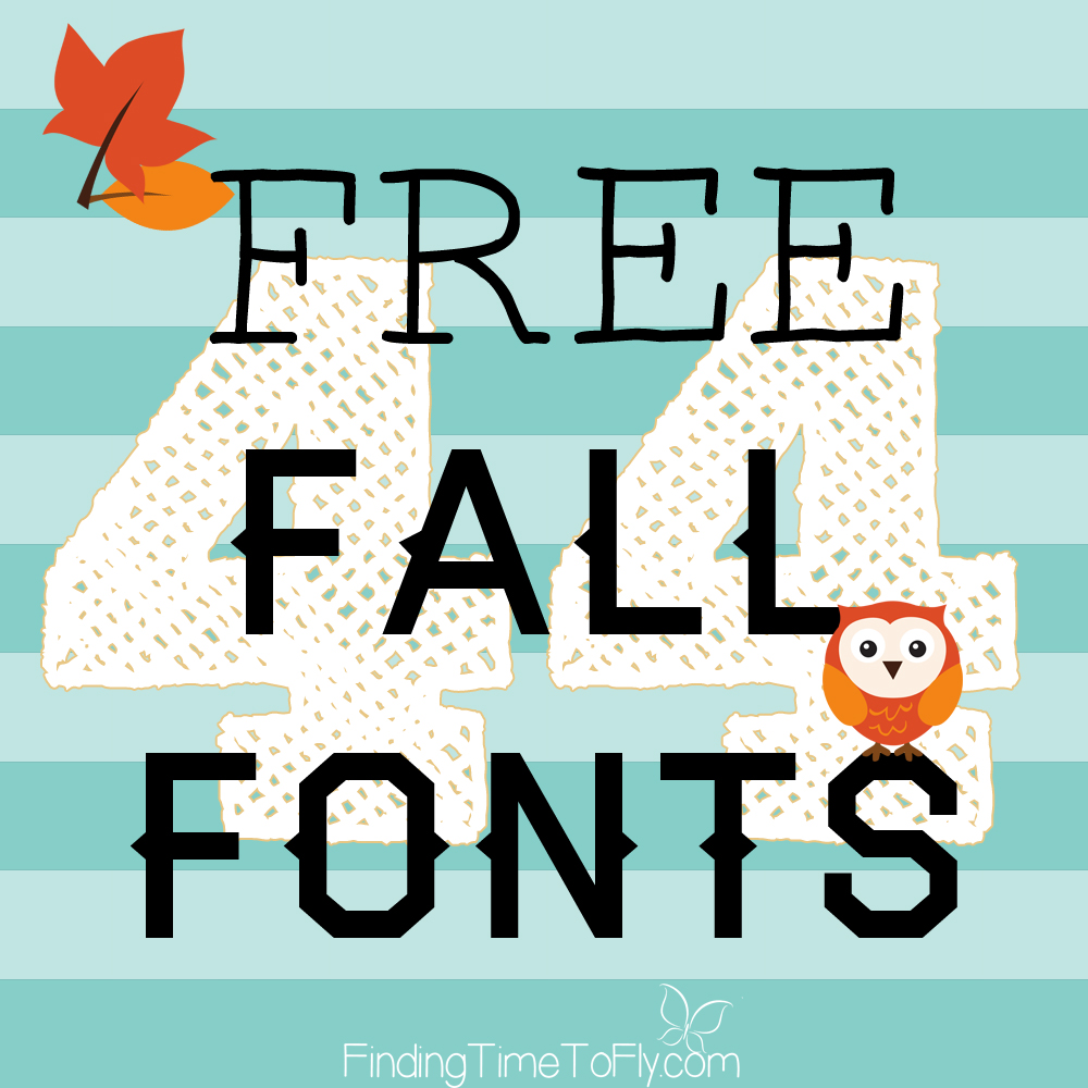 photo regarding Fonts Printable called 44 No cost Slide Fonts - Acquiring Season Toward Fly