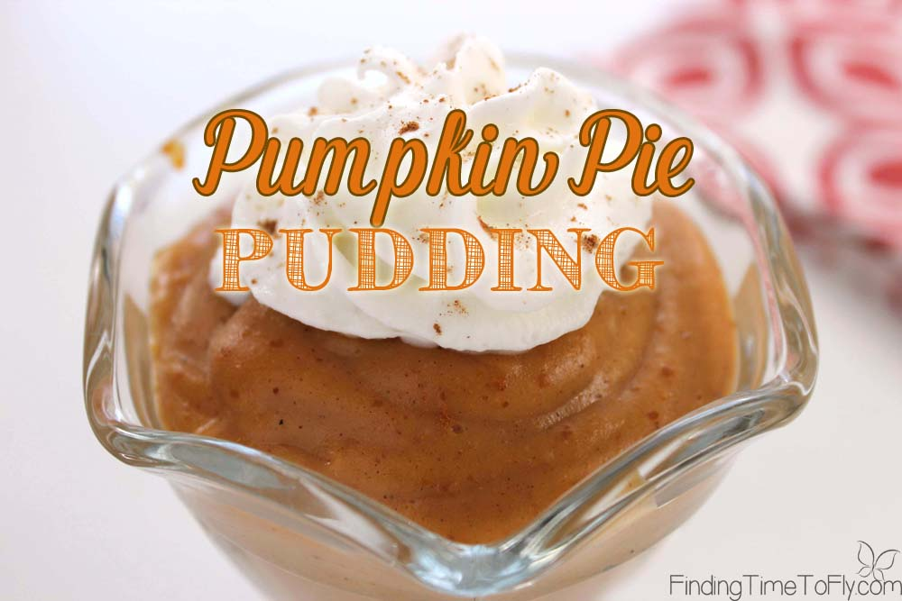 recipe: pumpkin pie pudding [39]
