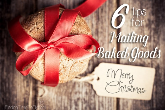 6 Tips for Mailing Baked Goods