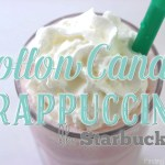 Cotton Candy Frappuccino (like Starbucks)