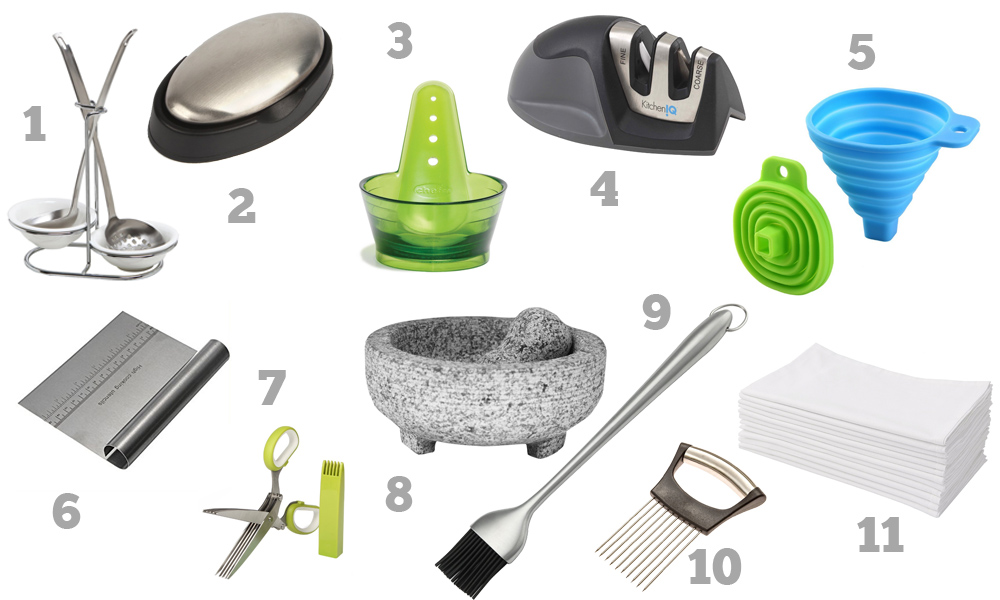 40 Kitchen Gifts And Gadgets That Are Great Gift Ideas For People Who Love  To Cook