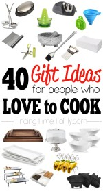 40 Kitchen Gifts and Gadgets