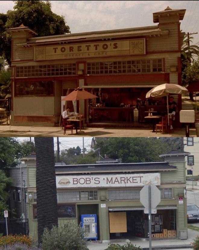 Movie locations - Angeleno Heights