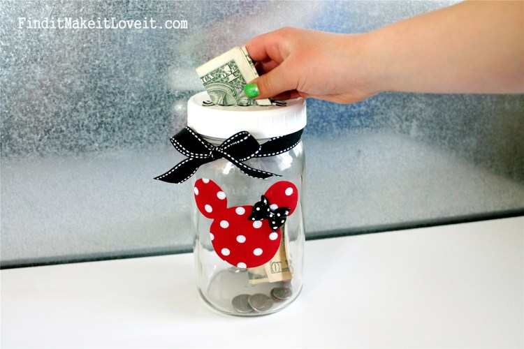 Disneyland Savings Jar (3)