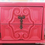 Thrift Store Nightstand {Transformation Tuesday!}