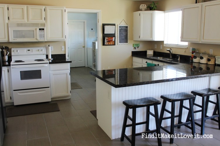 Painted kitchen cabinets DIY (7)
