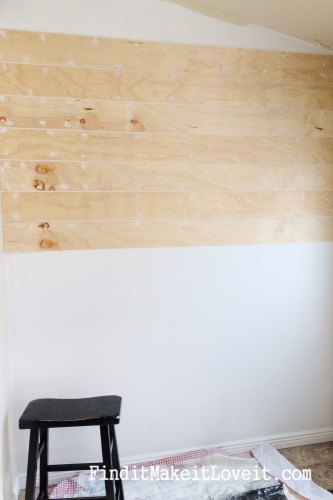 White planked wall tutorial (7)
