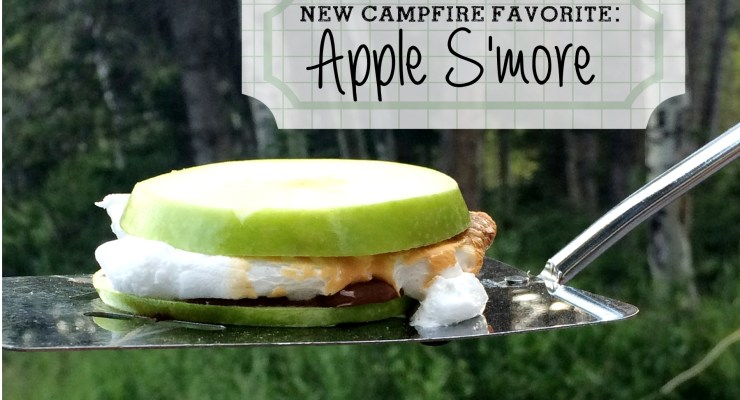 Apple S'more