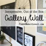 Gallery Wall + 3 of my Favorite Sources for Cheap and Amazing Art