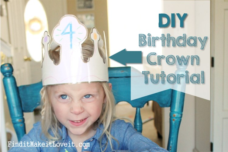 DIY Birthday Crown Tutorial (7)