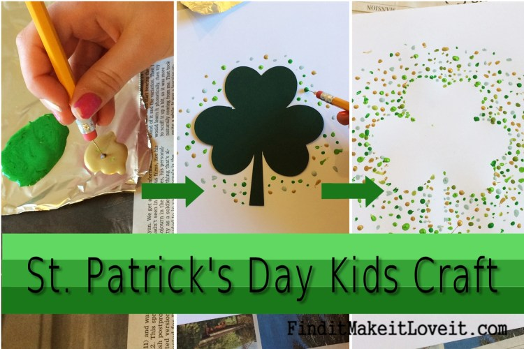 St. Patrick's Day Kids Craft (2)