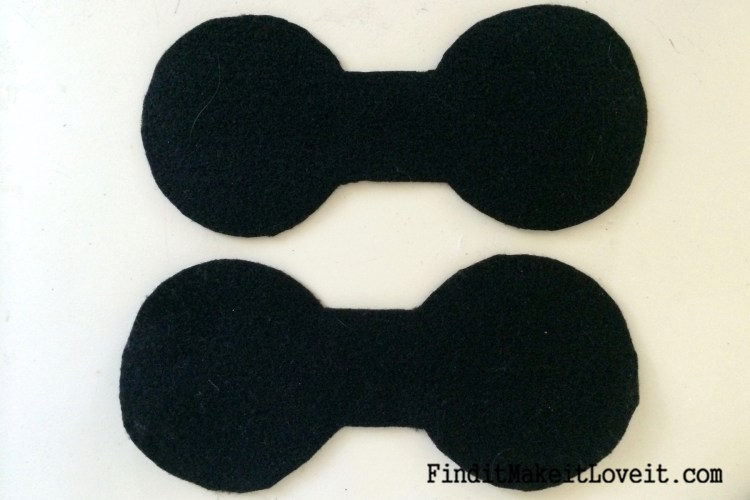 DIY Mickey or Minnie Mouse Ears (8)