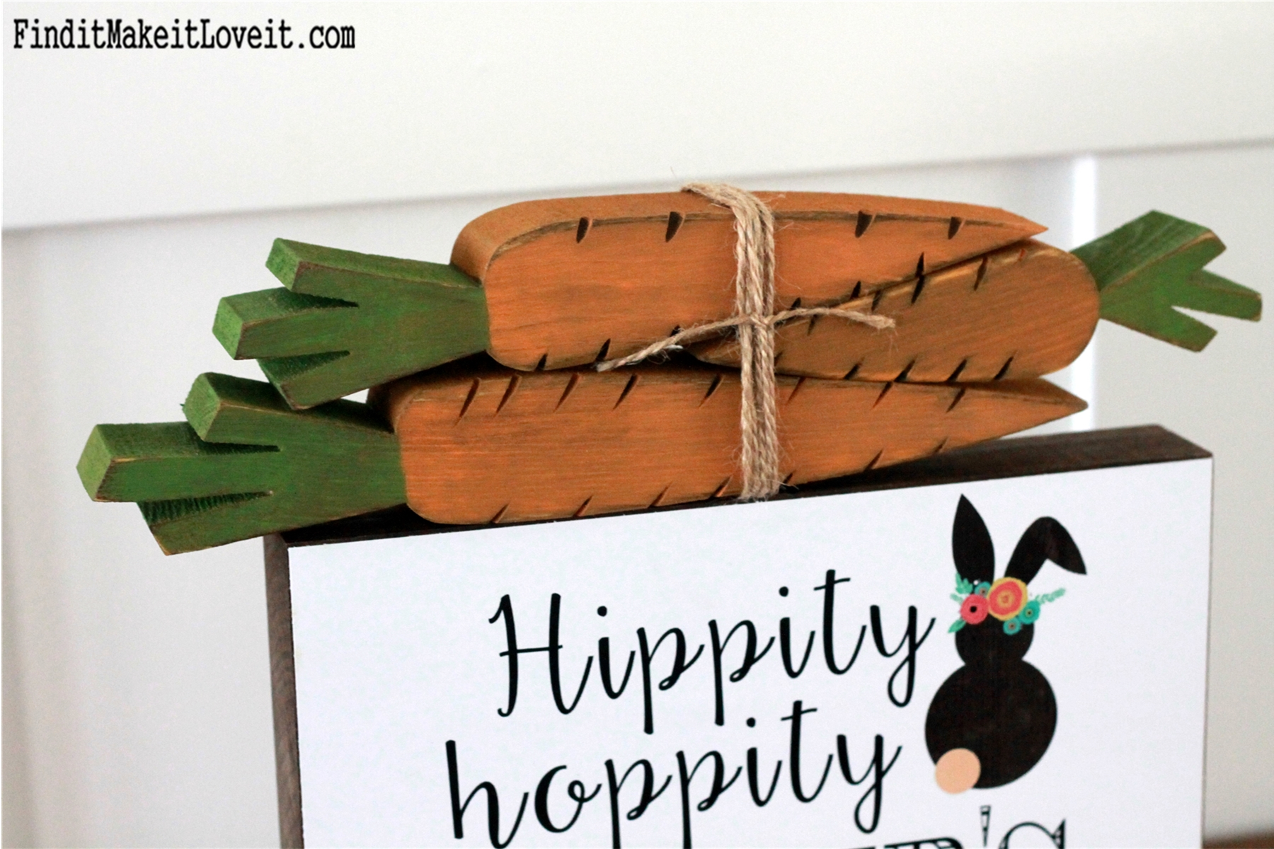 Easter block and carrots (5)