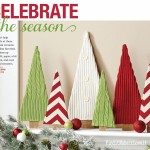 Sweater Trees with Stand {Pinner's Conference Class}