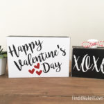 Valentine Blocks and Printables