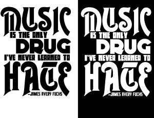 james-logo-music-drug-hate