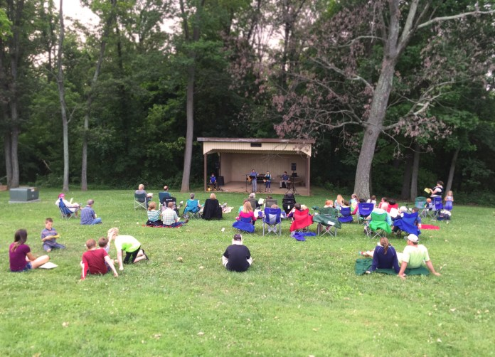 Worship and the Word in the Park