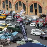 Classics United at the Fort 2019
