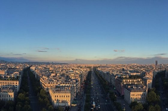 to discover the real beauty of Paris