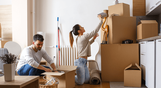 Moving Out of Apartments