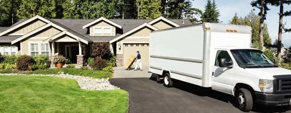 Nationwide Movers Packing Furniture