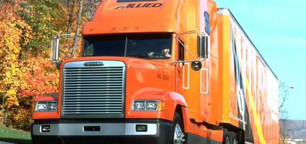 Allied Movers Truck