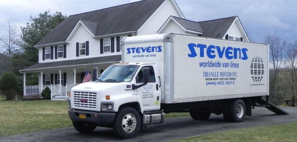steven's worldwide van lines Top Moving Company