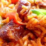 Chorizo Creole Rice