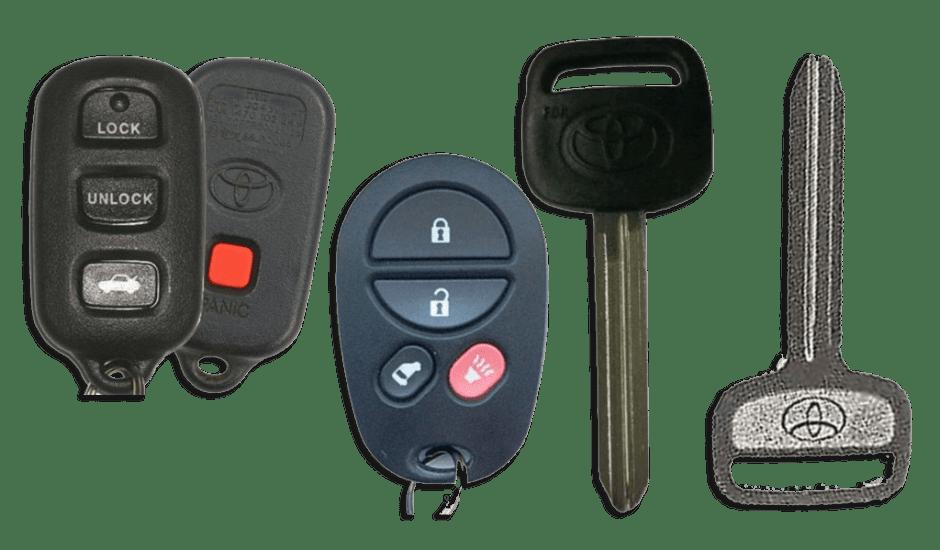 find my keys toyota locksmith near me
