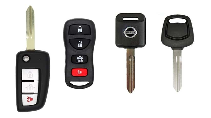 lost nissan key replacement 2