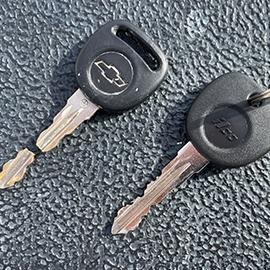 Fix broken car key