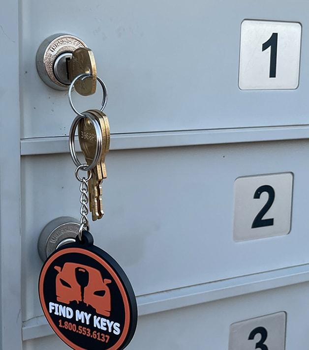 mailbox rekey gilbert az find my keys